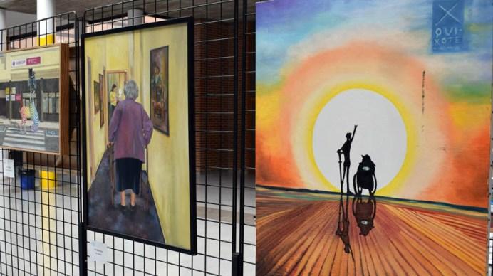 Cultura, arte y discapacidad, presentes en este curso