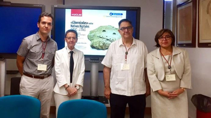 La conferencia se celebra en Ciudad Real y Mérida (México)