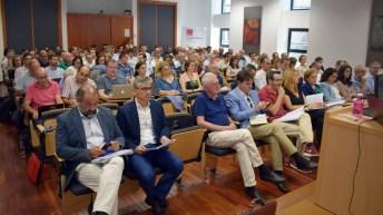 Consejo de Gobierno celebrado en el Campus de Albacete