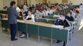 Comienza la EvAU en la UCLM (campus de Cuenca)