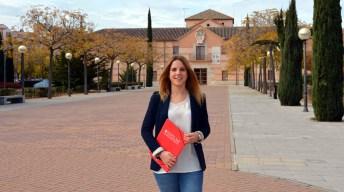 Ana Rodríguez de Ambrosio Cepeda, delegada del campus de Ciudad Real