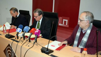 La firma del convenio ha tenido lugar en el Campus de Albacete
