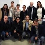 Francesco Tonucci en su visita al Campus de Toledo.