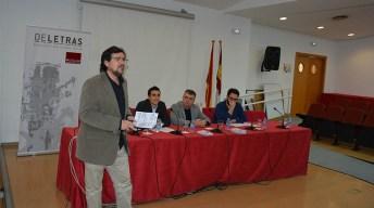 El escritor Manuel Vilas ha inaugurado la Semana de las Letras Españolas