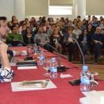 La Facultad de Letras celebra su 'día grande'