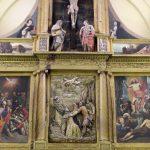 Maíno vuelve a San Pedro Mártir con la reconstrucción fotográfica de su obra en el retablo mayor