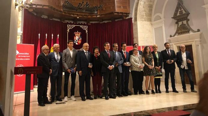 Entrega de premios Reconocidos 2017 del Consejo Social