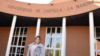 Delegada del campus de Albacete © Gabinete de Comunicación UCLM