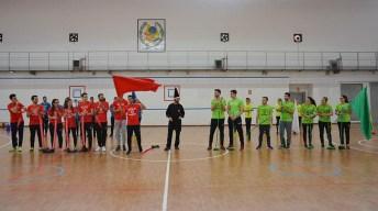 Torneo de quidditch en la Facultad de Educación de Ciudad Real. © Gabinete de Comunicación UCLM