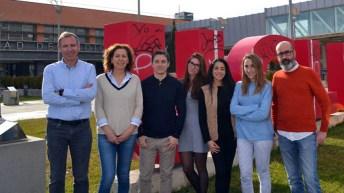 El grupo de Genética Molecular Humana coordinia el trabajo © Gabinete de Comunicación UCLM
