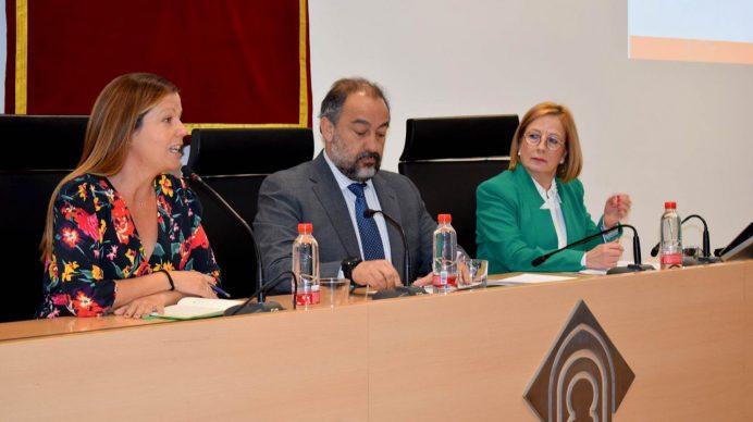 La jornada se ha celebrado en el Campus de Albacete © Gabinete de Comunicación UCLM