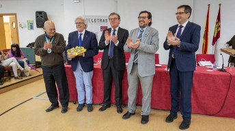 Festividad de la Facultad de Letras.