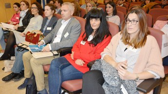 Inauguración del VI Congreso Internacional de Competencias de la Facultad de Educación de Ciudad Real. © Gabinete de Comunicación UCLM