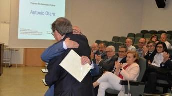 La UCLM homenajea a Antonio Otero