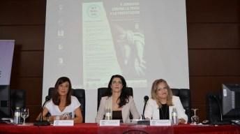 Las jornadas reúnen a víctimas, activistas y profesionales. © Gabinete de Comunicación UCLM