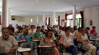 Más de 60 bibliotecarios del G 9 asisten a las jornadas de buenas prácticas