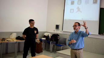 Comienzo del curso © Gabinete de Comunicación UCLM