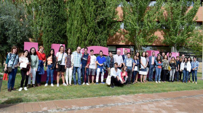Jornada de presentación del Programa © Gabinete de Comunicación UCLM