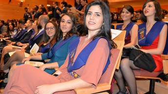 Alumnos graduados © Gabinete de Comunicación UCLM