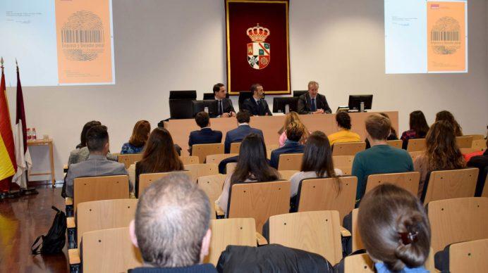 Presentación del congreso © Gabinete de Comunicación UCLM
