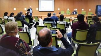 Acto de presentación de llibro de Virgilio Gómez © Gabinete de Comunicación UCLM