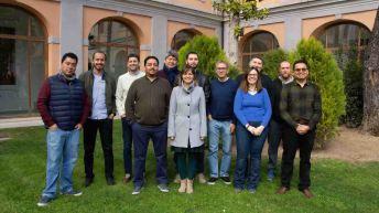 Participantes en el seminario. © Gabinete de Comunicación UCLM