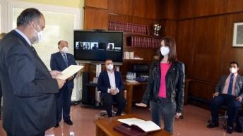El Consejo Social se ha reunido en el Campus de Albacete © Gabinete de Comunicación UCLM.