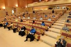 Inauguración del curso académico 2020-2021 © Jesús Monroy