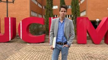 Alejandro Eduardo Rubio Fuente, delegado de Campus en Cuenca