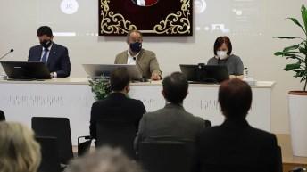 Inauguración del nuevo salón de grados de la Facultad de Educación