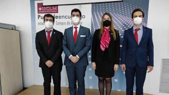 Inderogables, equipo ganador de la Liga de Debate de Albacete