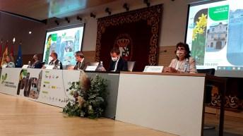 Inauguración del I Congreso Español de Botánica que organiza la Sociedad Botánica Español (SEBOT)