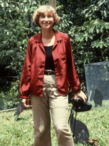 Carol Baird student award