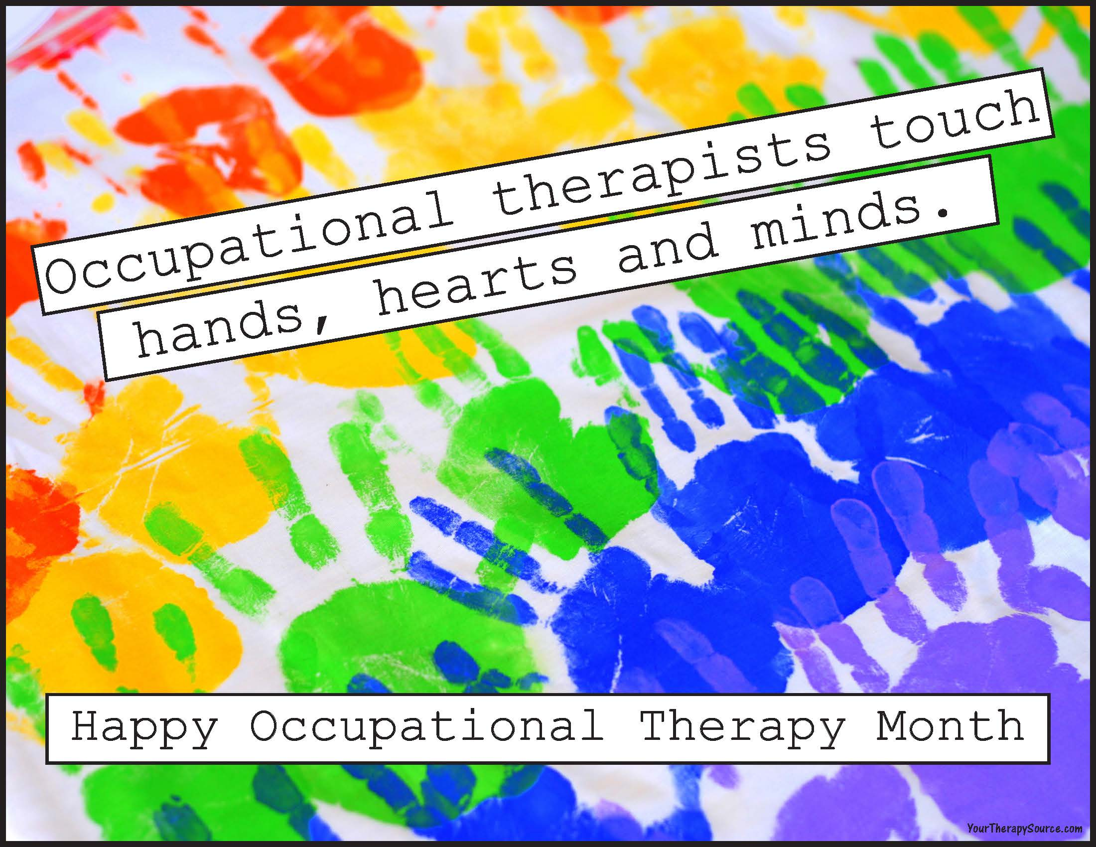 Did You Know Occupational Therapy Ot Facts