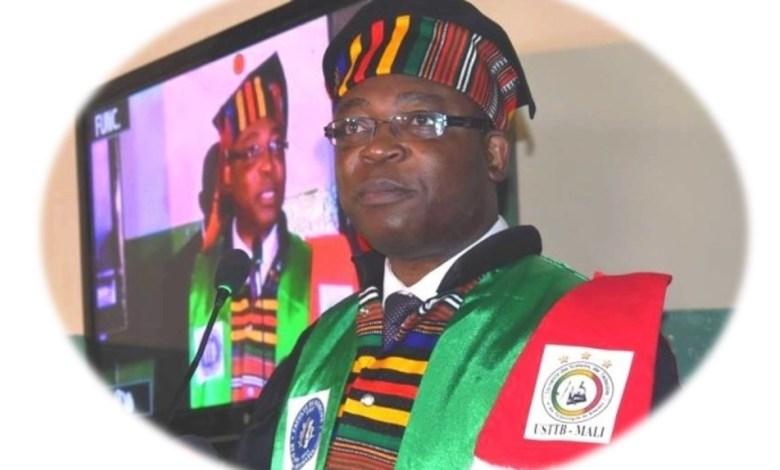 Photo of Professor Seydou Doumbia, UCRC Director