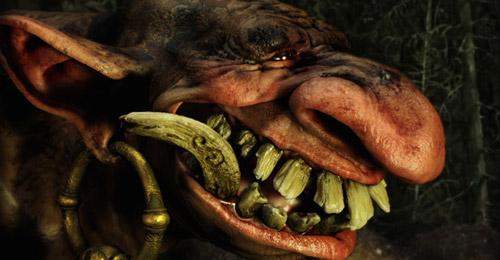 troll maya tutorial