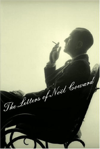 Beautiful Book Covers - The Letters of Noel Coward