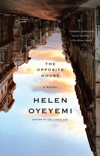 Beautiful Book Covers - The Opposite House