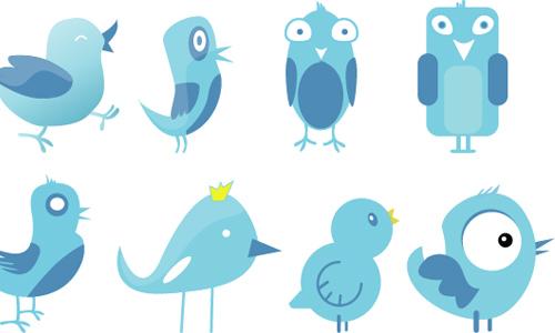 exclusive twitter birds