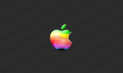 mac colorful