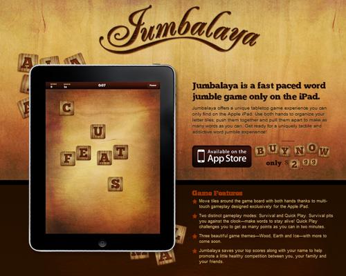 play jumbalaya