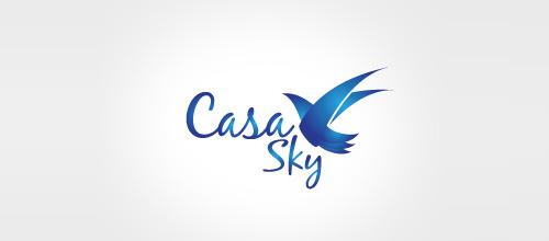 Bird Logos - CasaSky