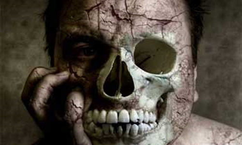 Halloween Photoshop Tutorials - Zombie Tutorials