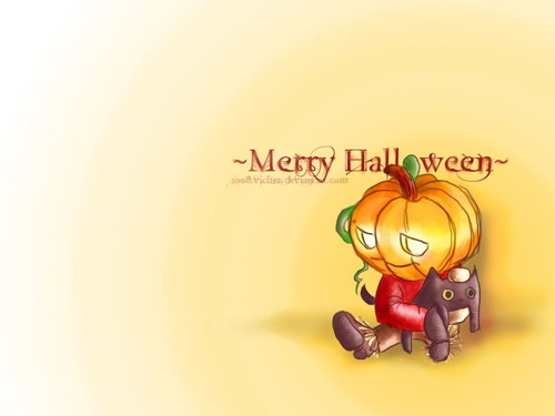 Halloween Desktop Wallpapers - Merry Halloween