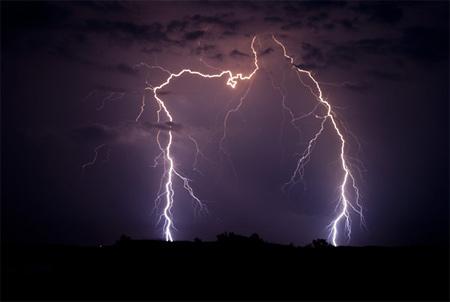 Photos of Lightning - Double Strike