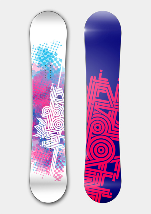 naoba2 snowboards