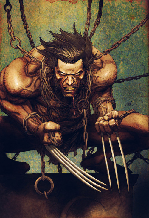 Wolverine color