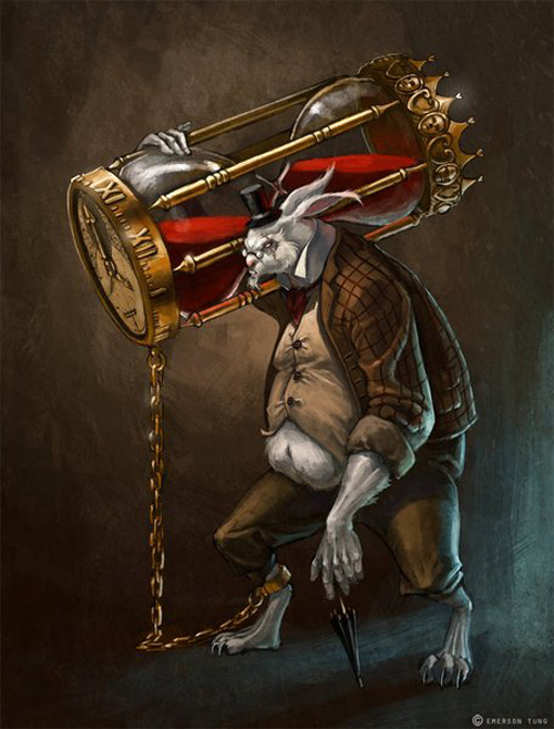 digital-painting-16-the-white-rabbit
