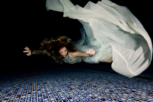 Underwater Photography for Ella Fashion