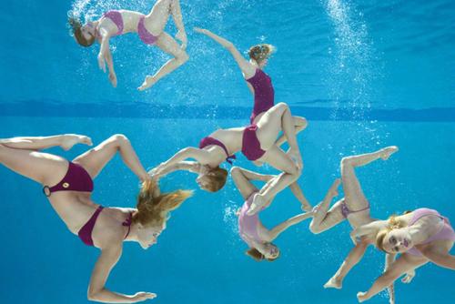 Underwater Photography by Jill Greenberg